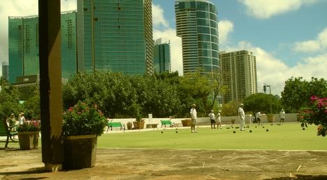 Honolulu Lawn Bowls Club
