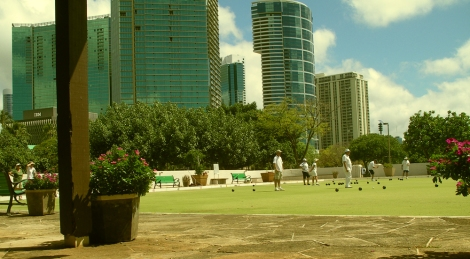 Honolulu Lawn Bowls Club