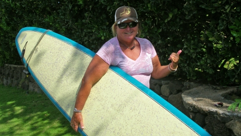 Nancy Emerson Surf Clinics