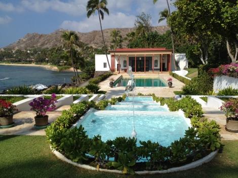 Doris Duke Shangri La Honolulu Oahu Hawaii