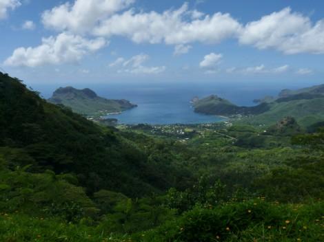 Nuku Hiva Marquesas Islands Polynesia