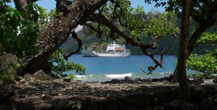 Aranui 3 Marquesas Islands Polynesia