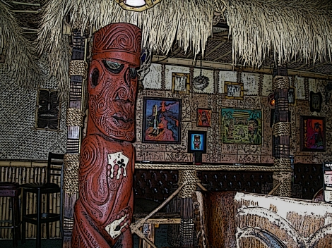 Frankies Tiki Room Las Vegas United States