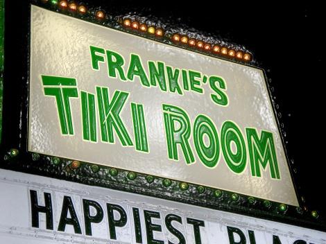 Frankie's tiki room Las Vegas United States