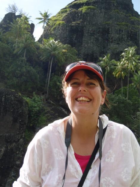 Sue Elliot Aranui 3 Marquesas Islands Polynesia